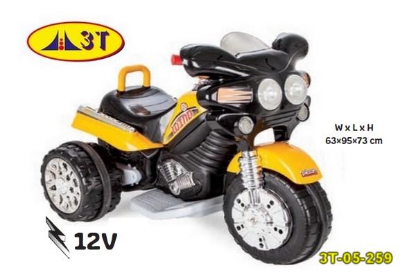Αυτοκινούμενη παιδική μηχανή 12v WIND