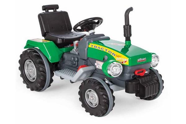 Μπαταριοκίνητο παιδικό τρακτέρ 12v «TRACTOR»