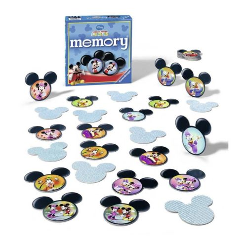 MICKEY MOUSE MEMORY RAVENSBURGER