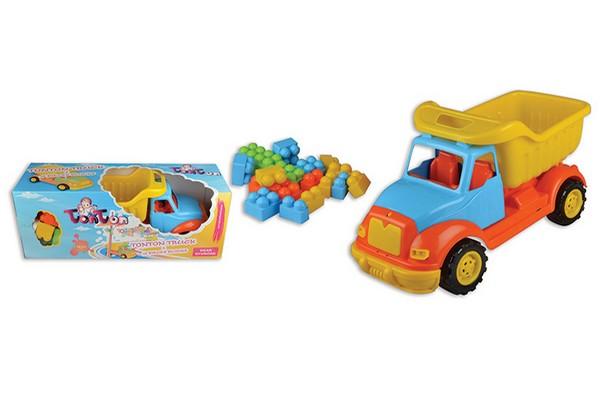 Φορτηγό με Τουβλάκια