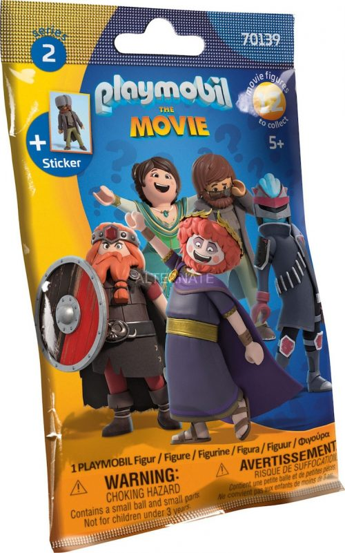 Playmobil THE MOVIE SERIES 2