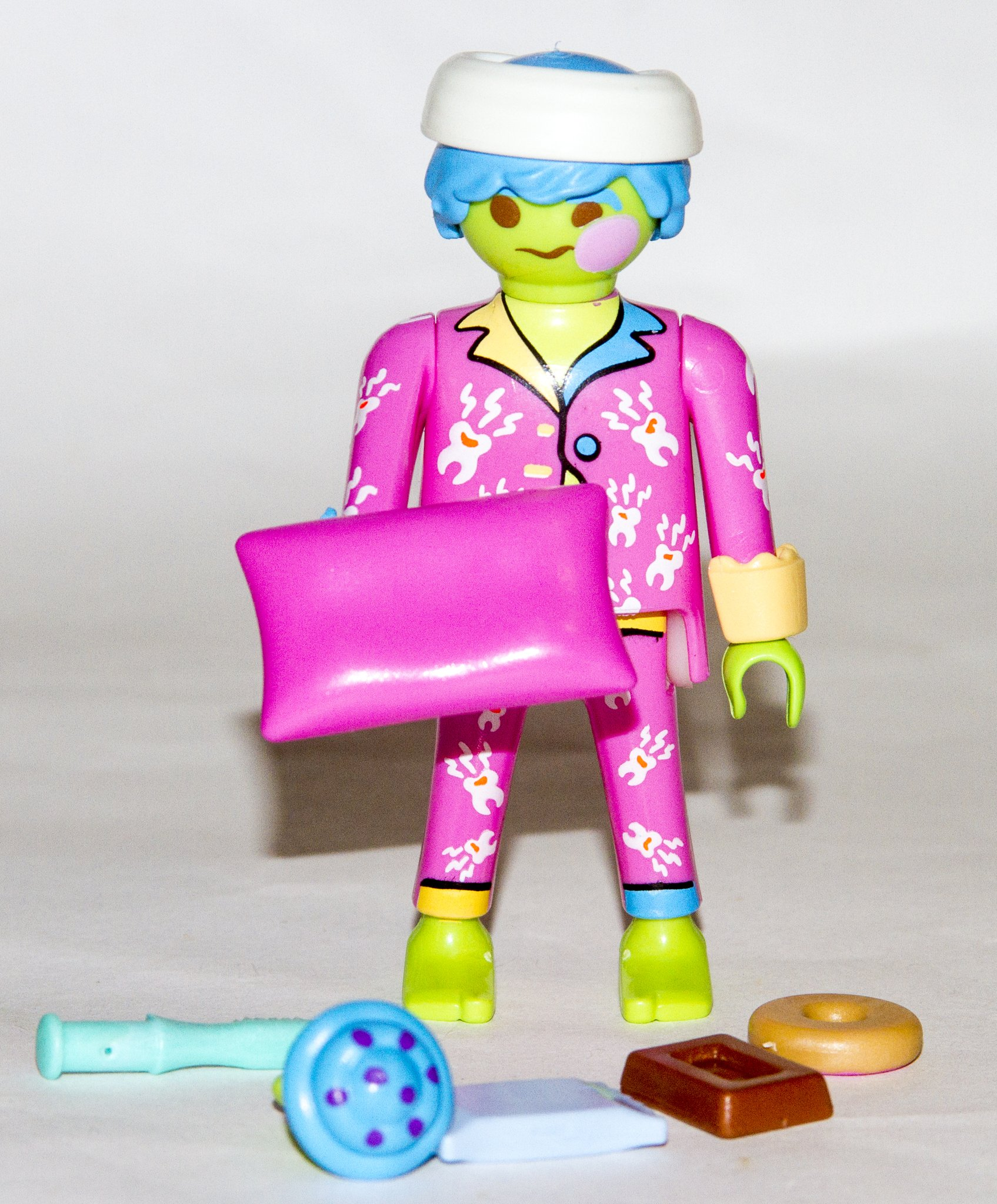 EVERDREAMERZ TOOTHACHE SERIES 1 PLAYMOBIL