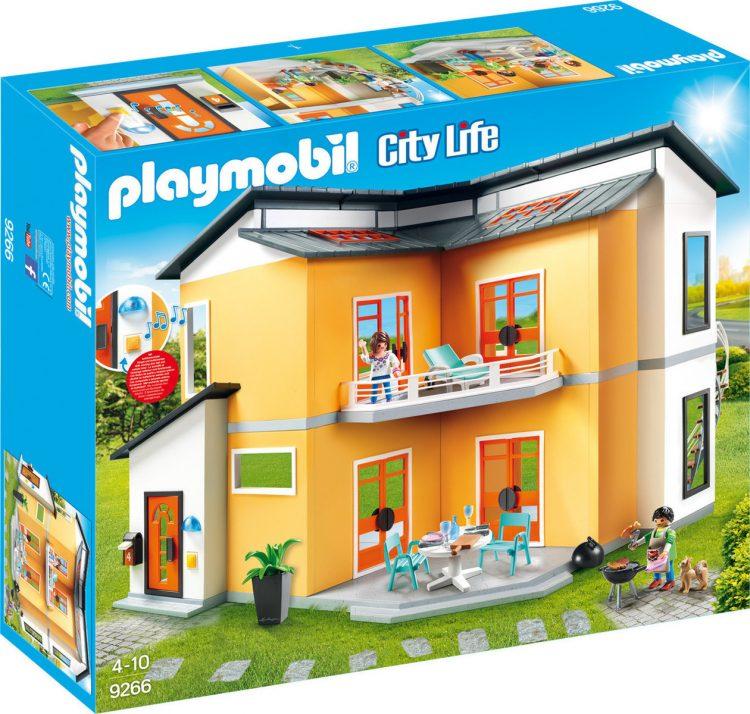 Μοντέρνο Σπίτι PLAYMOBIL