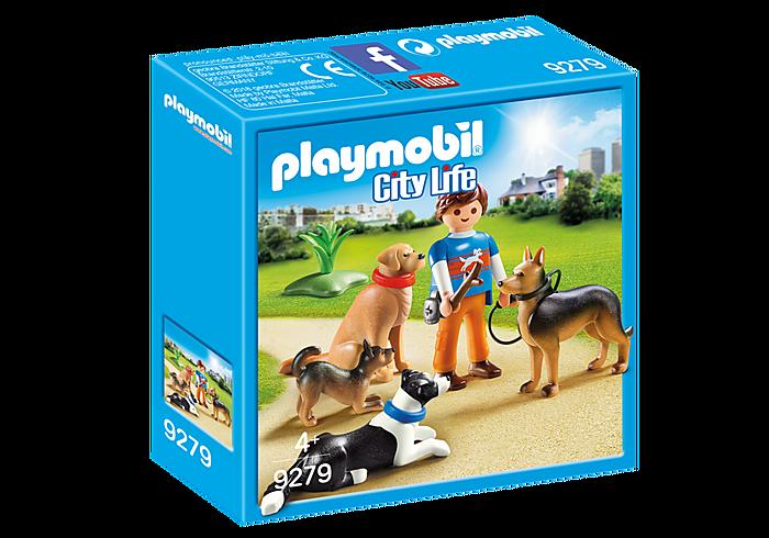 Εκπαιδευτής σκύλων PLAYMOBIL
