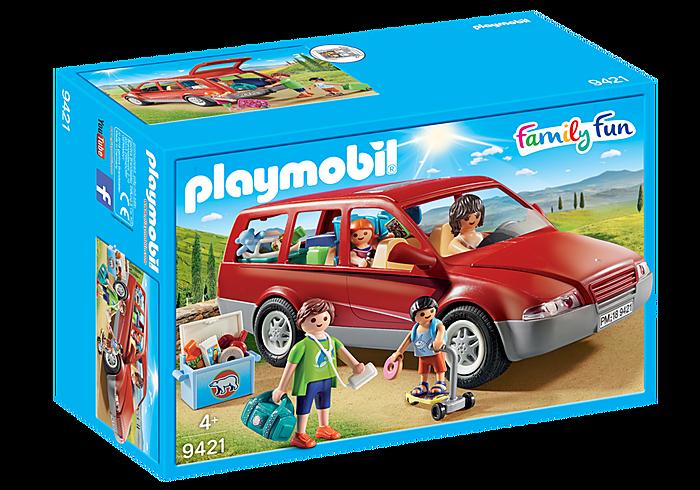 Οικογενειακό πολυχρηστικό όχημα PLAYMOBIL