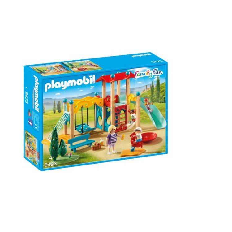 Υπαίθριος παιδότοπος PLAYMOBIL