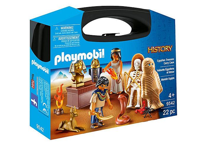 Maxi Βαλιτσάκι Aρχαία Αίγυπτος PLAYMOBIL