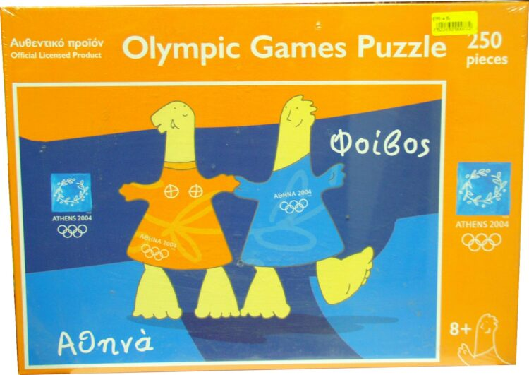 olympic games puzzle 250pcs