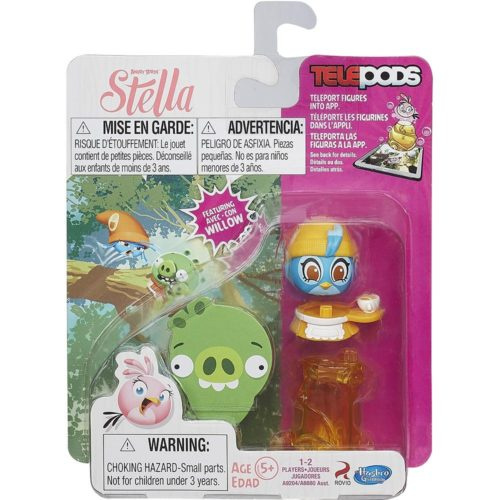 ANGRY BIRDS STELLA KNOCK PIGGY AWAY