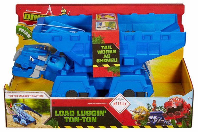 LOAD LUGGIN TON-TON DINOTRUX