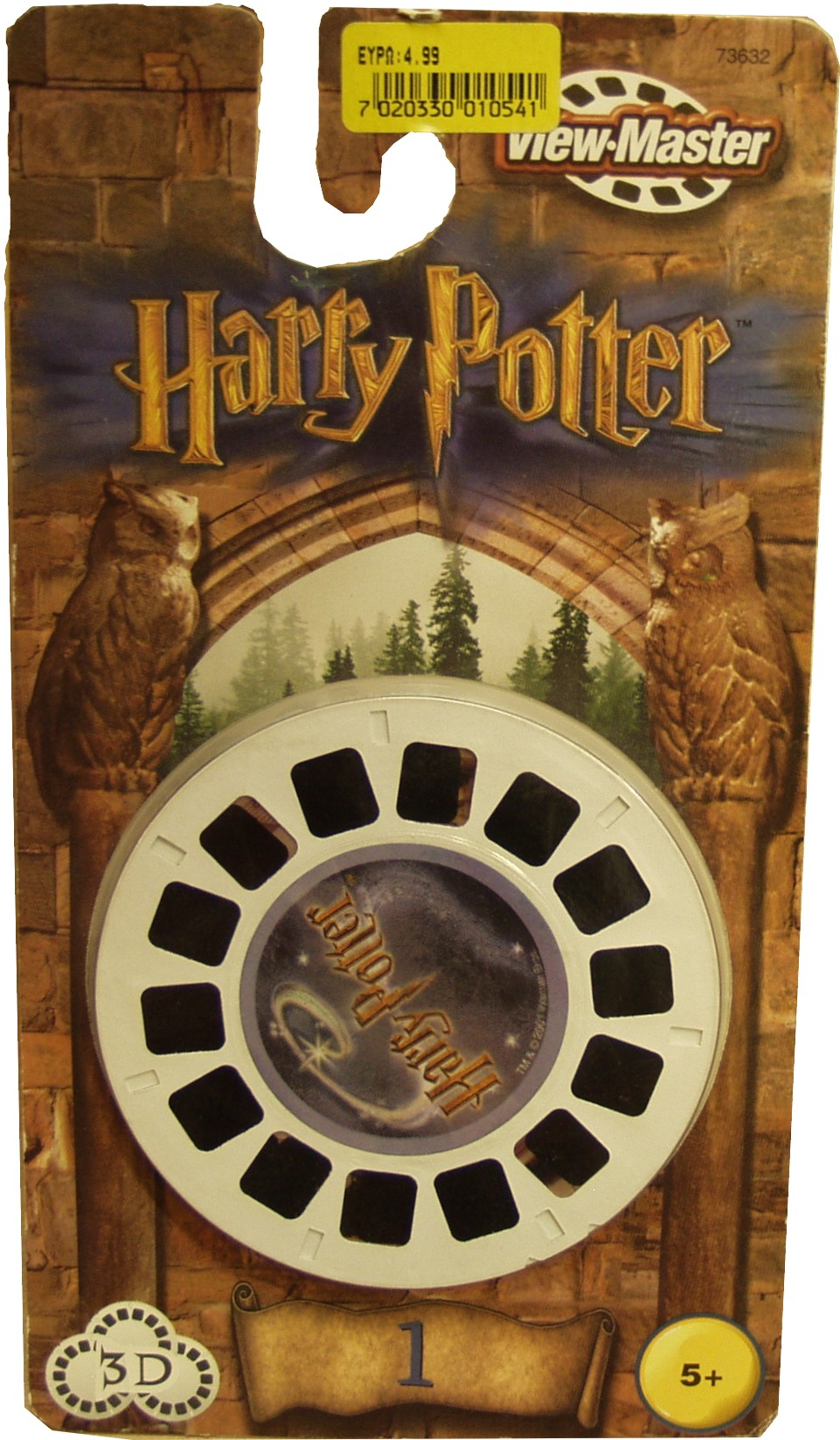 HARRY POTTER VIEW-MASTER