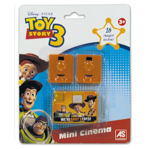 MINI CINEMA TOY STORY 3
